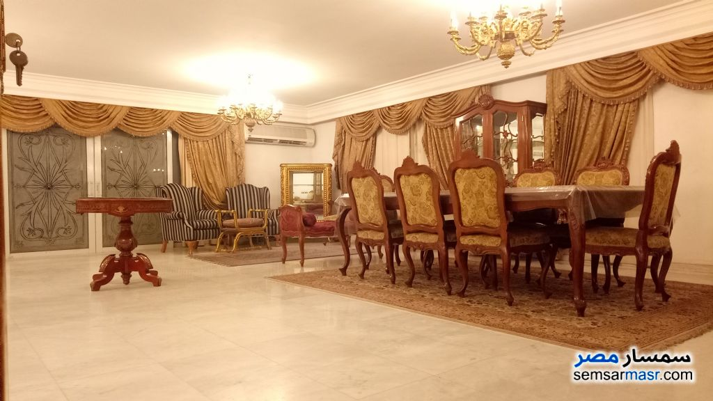 Photo 2 - Apartment 5 bedrooms 4 baths 400 sqm extra super lux For Sale Mohandessin Giza