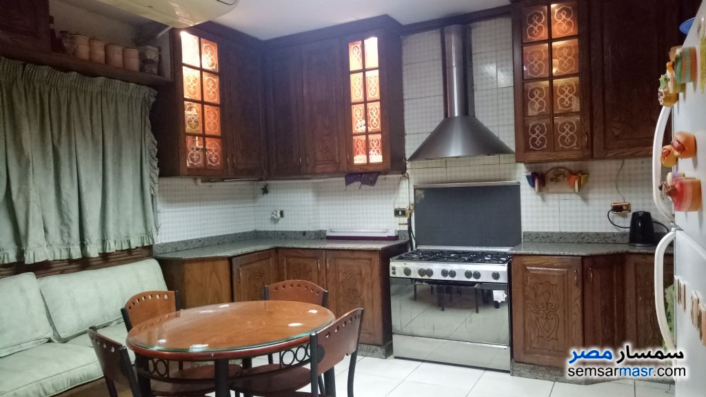 Photo 4 - Apartment 5 bedrooms 4 baths 400 sqm extra super lux For Sale Mohandessin Giza
