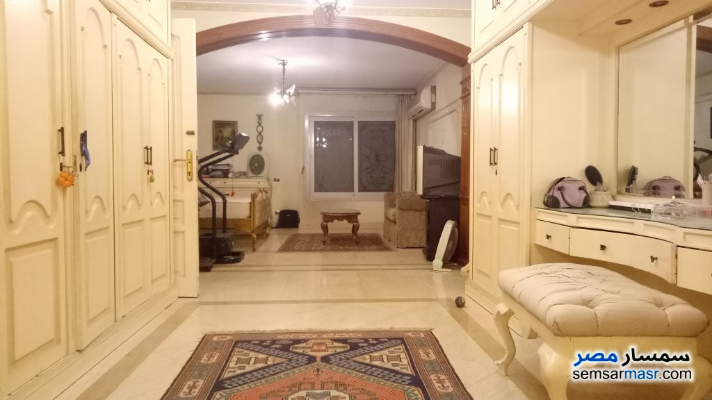 Photo 6 - Apartment 5 bedrooms 4 baths 400 sqm extra super lux For Sale Mohandessin Giza
