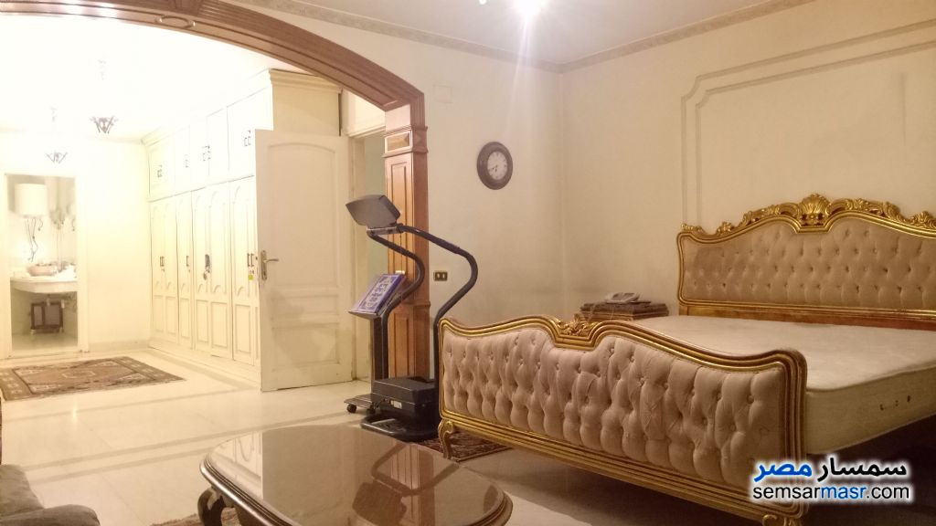 Photo 7 - Apartment 5 bedrooms 4 baths 400 sqm extra super lux For Sale Mohandessin Giza