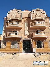 Ad Photo: Apartment 3 bedrooms 2 baths 150 sqm semi finished in West Somid  6th of October