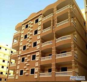 Ad Photo: Apartment 3 bedrooms 2 baths 160 sqm semi finished in Al Salam City  Cairo