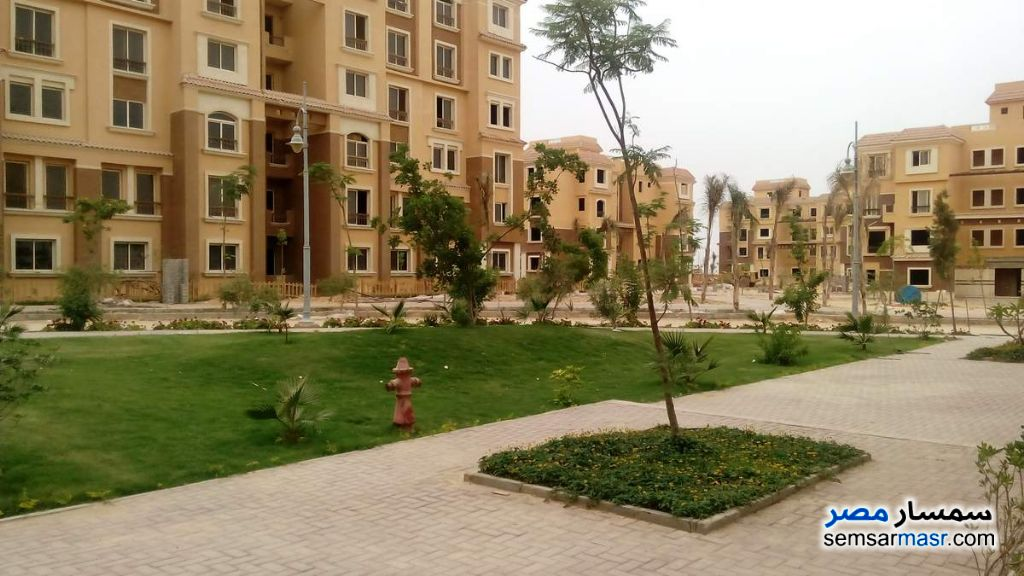 Photo 1 - Apartment 2 bedrooms 1 bath 63 sqm semi finished For Sale October Gardens 6th of October