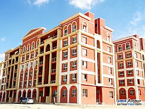 Ad Photo: Apartment 2 bedrooms 1 bath 80 sqm extra super lux in Districts  6th of October