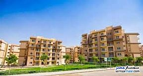 Ad Photo: Apartment 3 bedrooms 2 baths 114 sqm semi finished in October Gardens  6th of October