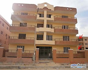 Ad Photo: Apartment 3 bedrooms 2 baths 250 sqm semi finished in El Ubour City  Qalyubiyah