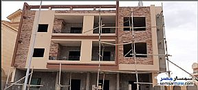 Ad Photo: Apartment 3 bedrooms 2 baths 215 sqm semi finished in Shorouk City  Cairo