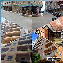 Ad Photo: Apartment 3 bedrooms 1 bath 120 sqm without finish in Agami  Alexandira