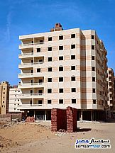 Ad Photo: Apartment 2 bedrooms 1 bath 115 sqm without finish in El Ubour City  Qalyubiyah