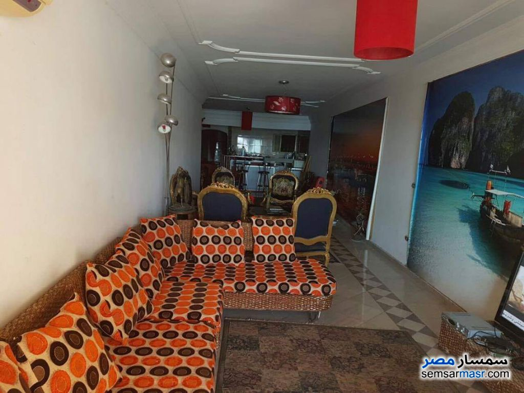 Photo 1 - Apartment 3 bedrooms 2 baths 220 sqm extra super lux For Sale Sidi Beshr Alexandira