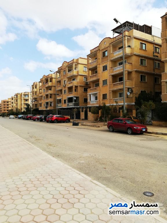 Photo 2 - Apartment 3 bedrooms 2 baths 220 sqm extra super lux For Sale Districts 6th of October