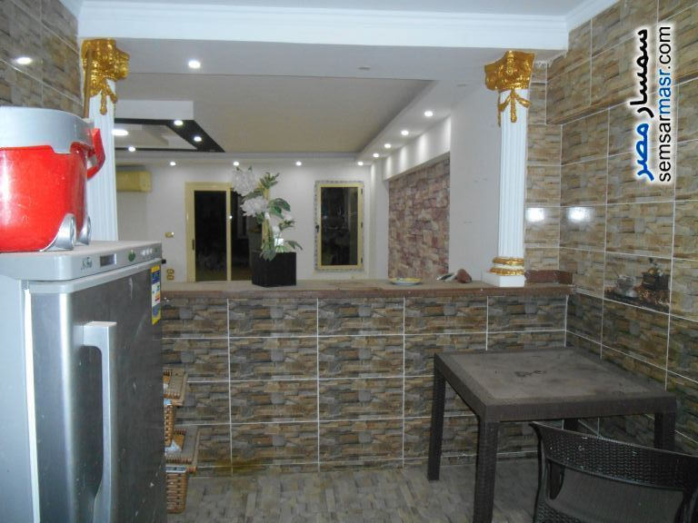 Apartment 3 bedrooms 2 baths 235 sqm extra super lux For Sale Mohandessin Giza - 11