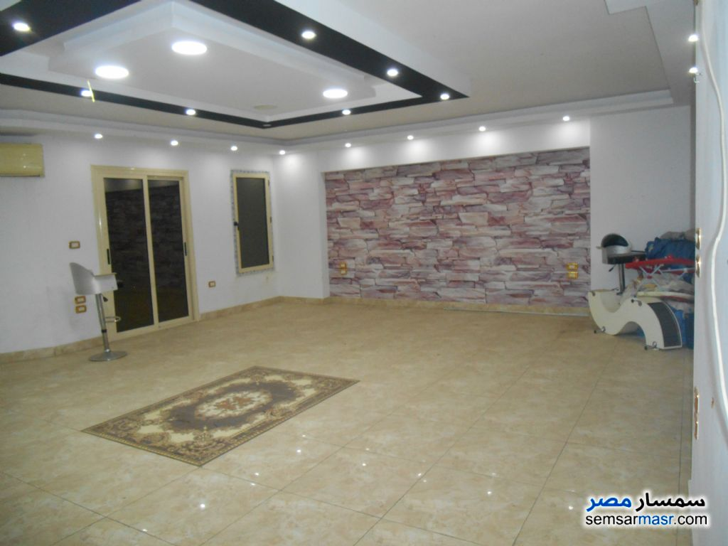 Photo 3 - Apartment 3 bedrooms 2 baths 235 sqm extra super lux For Sale Mohandessin Giza