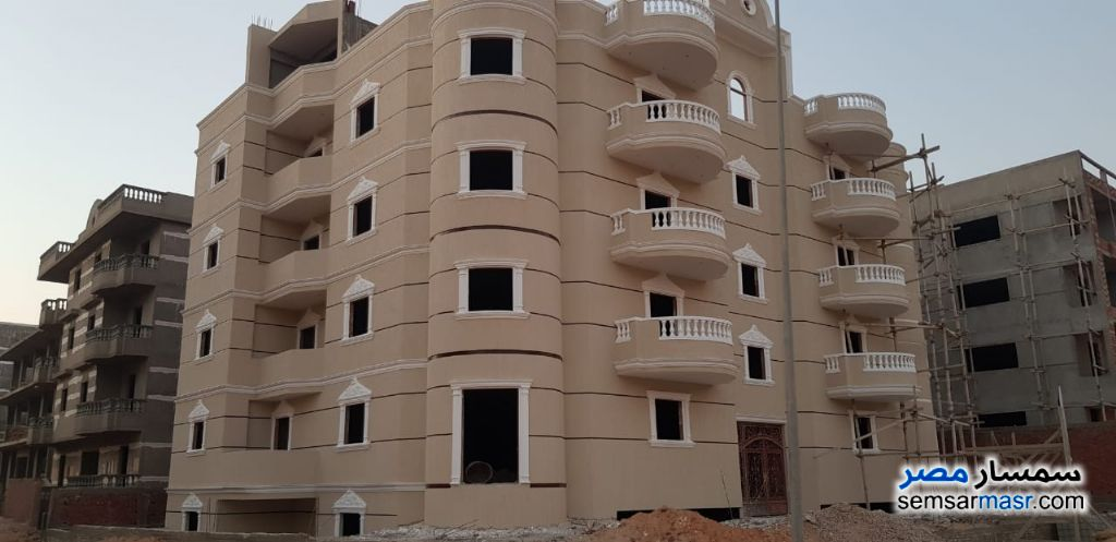 Photo 3 - Apartment 3 bedrooms 2 baths 247 sqm semi finished For Sale North Extensions 6th of October