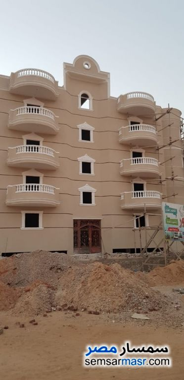 Photo 4 - Apartment 3 bedrooms 2 baths 247 sqm semi finished For Sale North Extensions 6th of October
