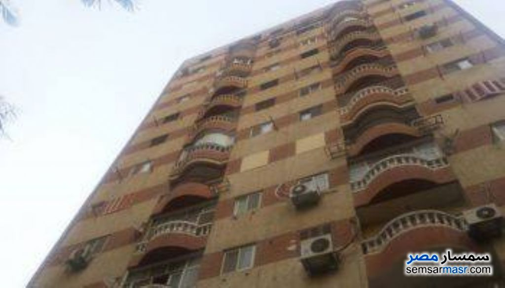Photo 1 - Apartment 4 bedrooms 2 baths 160 sqm without finish For Sale Ain Shams Cairo