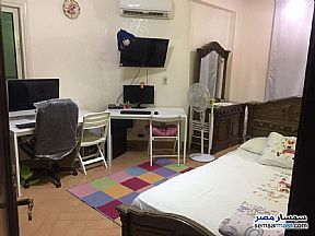 Ad Photo: Apartment 2 bedrooms 1 bath 110 sqm super lux in First Settlement  Cairo
