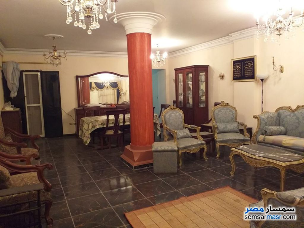 Photo 3 - Apartment 4 bedrooms 2 baths 150 sqm super lux For Sale Sidi Beshr Alexandira