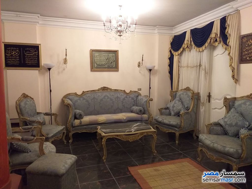Photo 8 - Apartment 4 bedrooms 2 baths 150 sqm super lux For Sale Sidi Beshr Alexandira