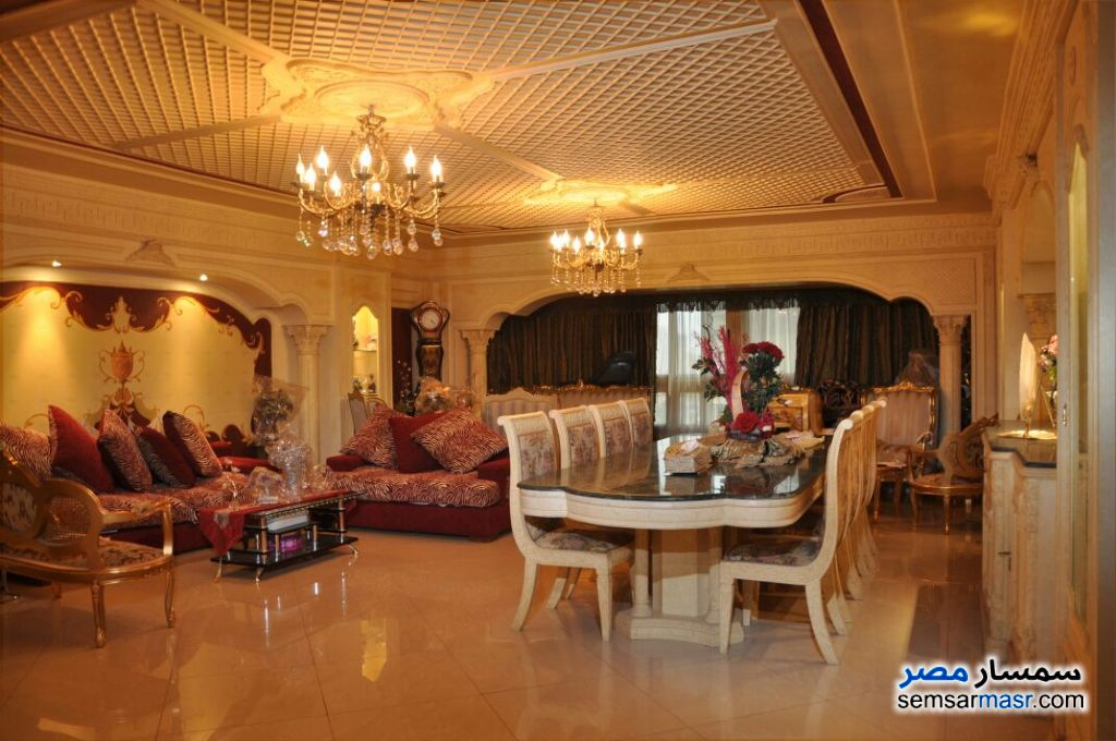 Photo 2 - Apartment 3 bedrooms 2 baths 240 sqm super lux For Sale Mohandessin Giza