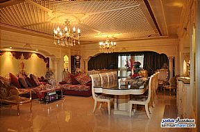 Apartment 3 bedrooms 2 baths 240 sqm super lux For Sale Mohandessin Giza - 2