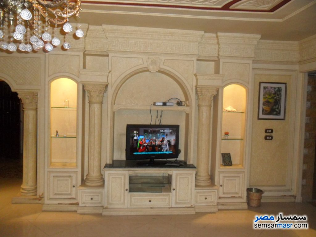 Photo 8 - Apartment 3 bedrooms 2 baths 240 sqm super lux For Sale Mohandessin Giza