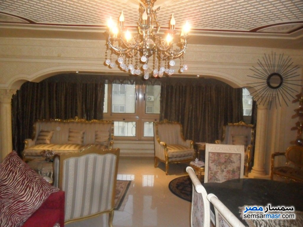 Photo 10 - Apartment 3 bedrooms 2 baths 240 sqm super lux For Sale Mohandessin Giza