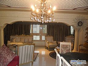 Apartment 3 bedrooms 2 baths 240 sqm super lux For Sale Mohandessin Giza - 10
