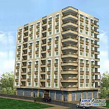 Ad Photo: Apartment 3 bedrooms 2 baths 155 sqm semi finished in Al Salam City  Cairo
