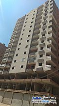Ad Photo: Apartment 3 bedrooms 2 baths 141 sqm without finish in New Nozha  Cairo