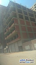 Ad Photo: Apartment 3 bedrooms 2 baths 121 sqm without finish in New Nozha  Cairo