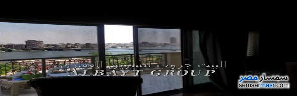 Photo 1 - Apartment 3 bedrooms 3 baths 275 sqm extra super lux For Sale Dokki Giza