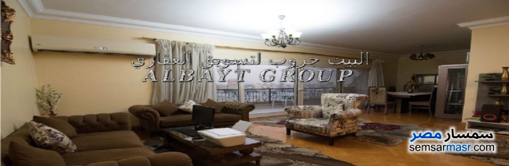 Photo 5 - Apartment 3 bedrooms 3 baths 275 sqm extra super lux For Sale Dokki Giza