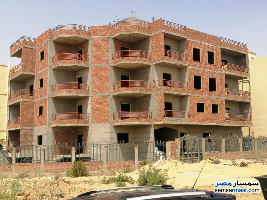 Photo 1 - Apartment 3 bedrooms 3 baths 275 sqm semi finished For Sale Shorouk City Cairo