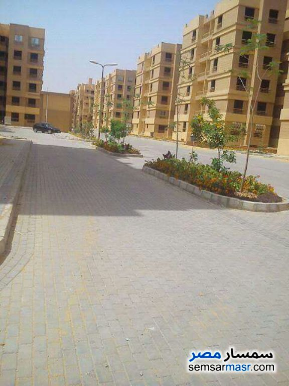 Photo 1 - Apartment 3 bedrooms 1 bath 80 sqm semi finished For Sale October Gardens 6th of October