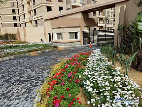 Apartment 3 bedrooms 1 bath 80 sqm semi finished For Sale October Gardens 6th of October - 3