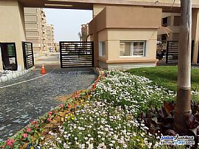 Apartment 3 bedrooms 1 bath 80 sqm semi finished For Sale October Gardens 6th of October - 4