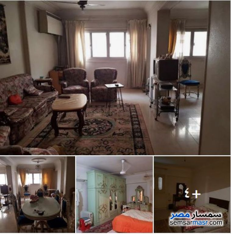 Photo 1 - Apartment 2 bedrooms 1 bath 90 sqm super lux For Sale Zagazig Sharqia