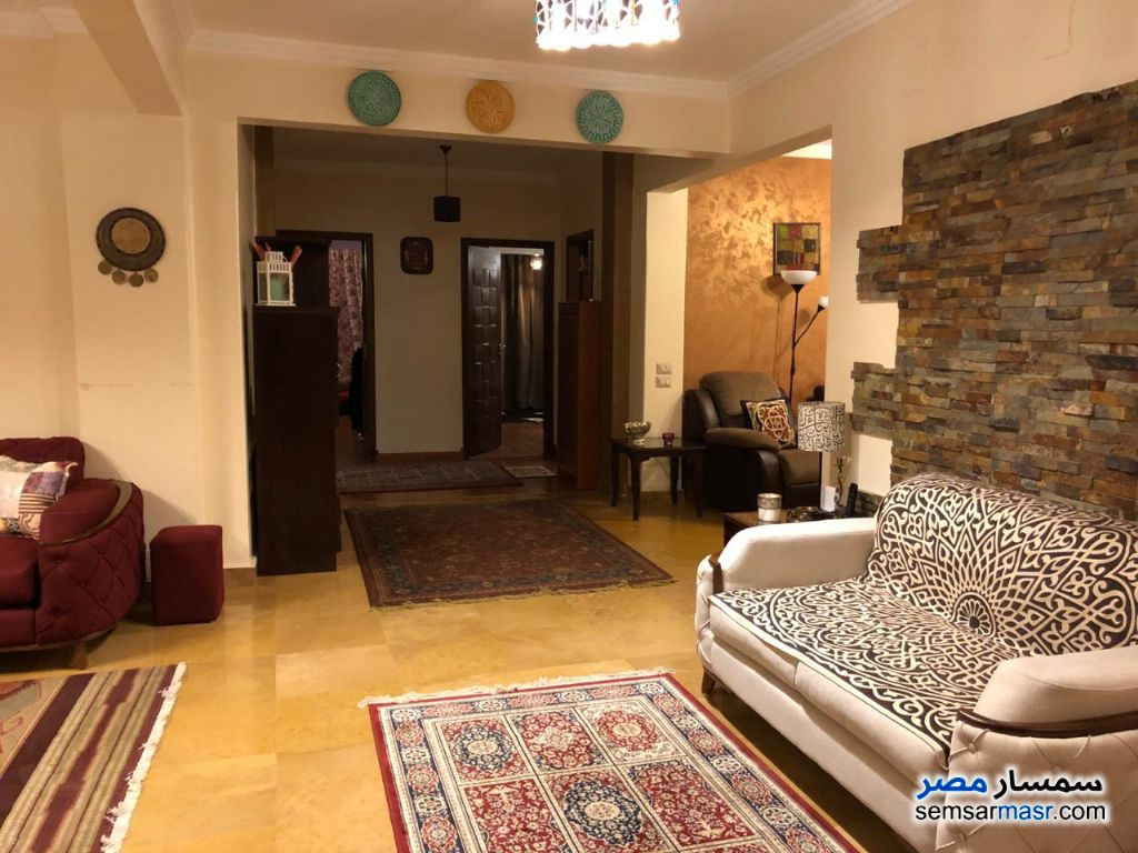 Photo 1 - Apartment 3 bedrooms 2 baths 220 sqm extra super lux For Sale Maadi Cairo