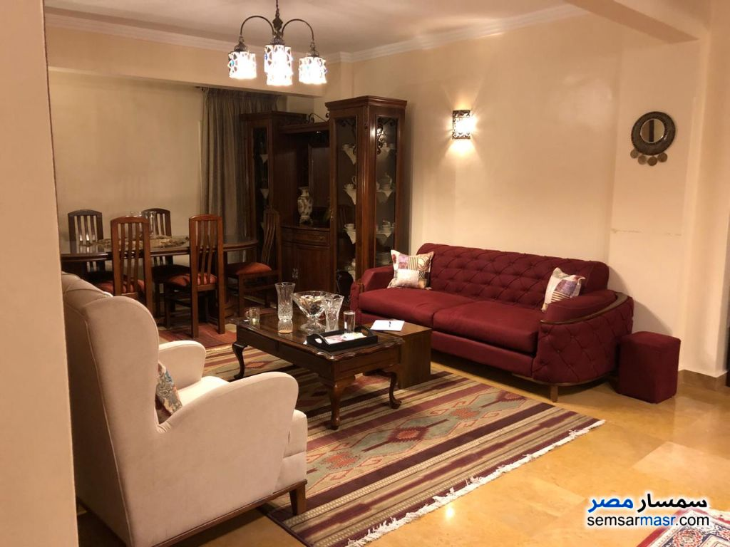 Photo 2 - Apartment 3 bedrooms 2 baths 220 sqm extra super lux For Sale Maadi Cairo