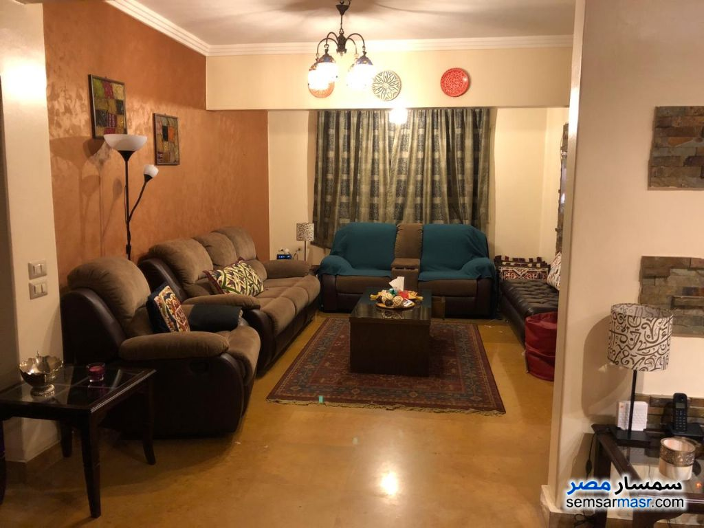Photo 4 - Apartment 3 bedrooms 2 baths 220 sqm extra super lux For Sale Maadi Cairo