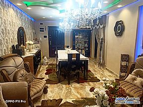 Ad Photo: Apartment 3 bedrooms 1 bath 154 sqm super lux in Wabor Al Maya  Alexandira