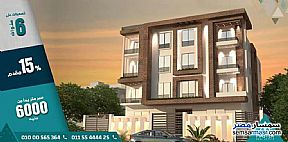 Ad Photo: Apartment 3 bedrooms 3 baths 190 sqm semi finished in Egypt