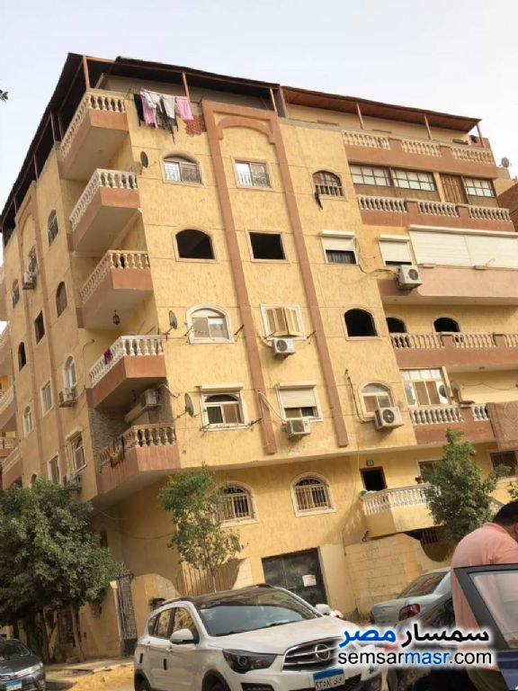 Photo 1 - Apartment 3 bedrooms 2 baths 160 sqm extra super lux For Sale Districts 6th of October