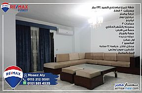 Apartment 3 bedrooms 3 baths 234 sqm super lux For Sale Dokki Giza - 1