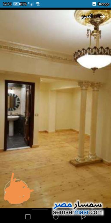 Photo 3 - Apartment 2 bedrooms 2 baths 150 sqm super lux For Sale Zamalek Cairo