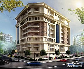 Ad Photo: Apartment 3 bedrooms 2 baths 151 sqm super lux in Maadi  Cairo