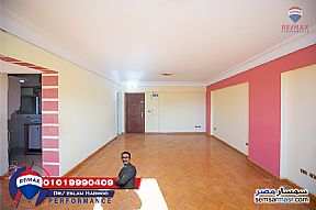 Apartment 3 bedrooms 2 baths 145 sqm lux For Sale Saba Pasha Alexandira - 3