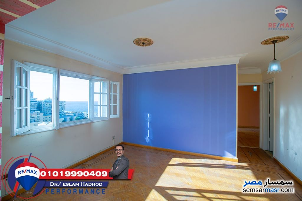 Photo 4 - Apartment 3 bedrooms 2 baths 145 sqm lux For Sale Saba Pasha Alexandira
