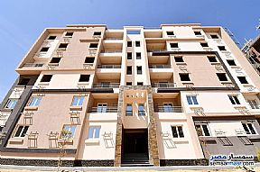 Ad Photo: Apartment 3 bedrooms 1 bath 115 sqm extra super lux in Mukhabarat Land  6th of October